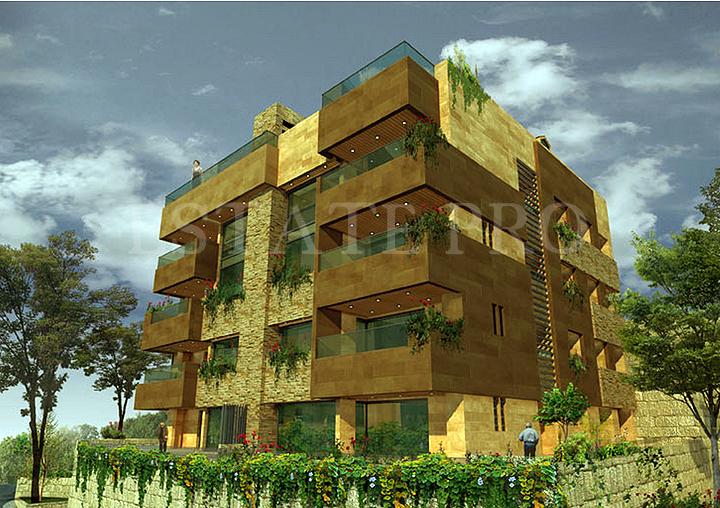 For Sale Apartment in Monteverde – Lebanon  LB0081