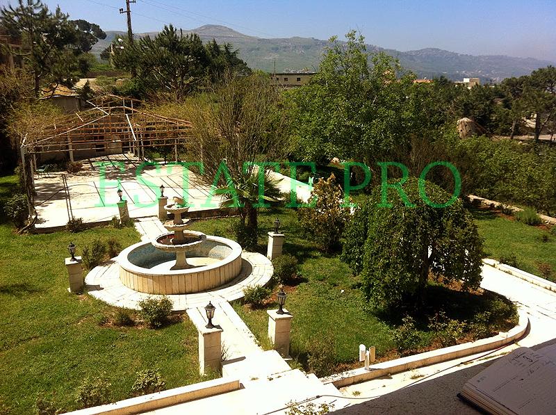 For sale Villa in Falougha – Lebanon  LB0095