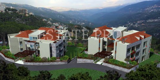 For sale apartment in Baabdat – Lebanon – LB0110