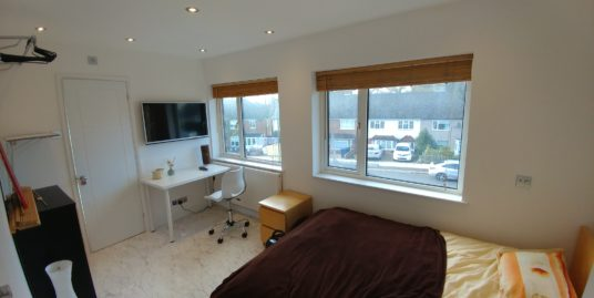 Luxury ensuite Double room to rent in Mill Hill – London – UK